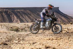 Джейми Макканни, Monster Energy Yamaha Rally Team, Yamaha WRF 450 (№28)