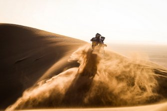 Франко Кайми, Monster Energy Yamaha Rally Team, Yamaha WR450F Rally (№22)