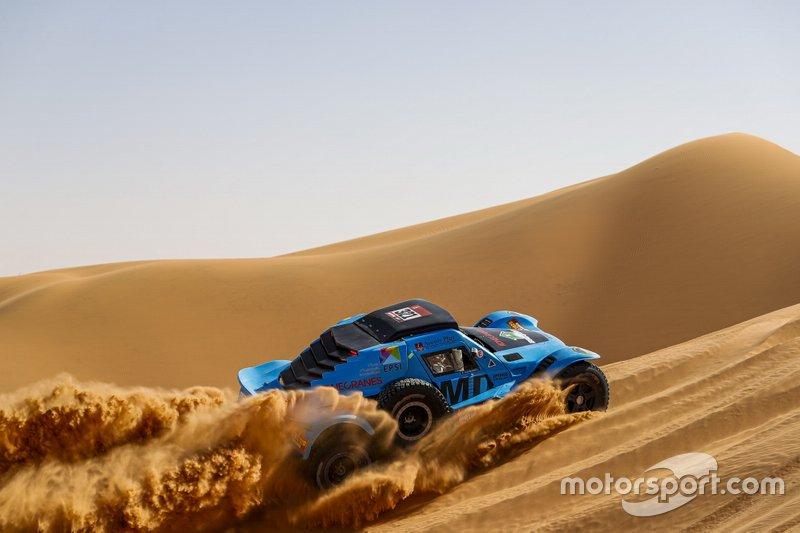 #321 MD Rallye Sport: Dominique Housieaux, Pascal Delacour