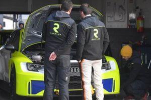 Audi RS 3 LMS TCR DSG, Race Lab