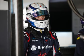 Nick Cassidy, Rookie Test Driver for Envision Virgin Racing, Audi e-tron FE06
