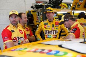 Kyle Busch, Joe Gibbs Racing, mit Adam Stevens