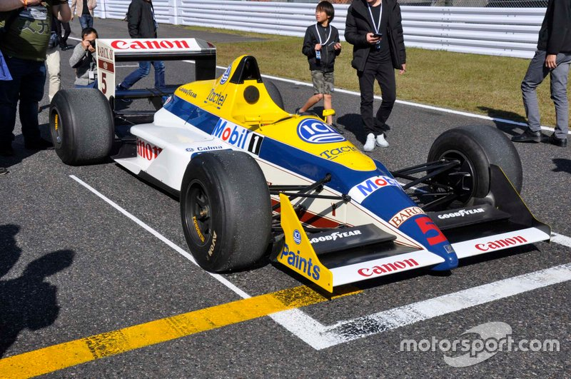 Williams FW12
