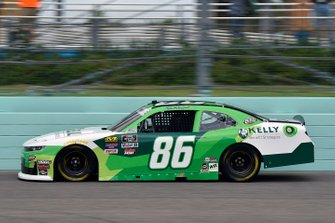 Wil Rogers, Brandonbilt Motorsports, Chevrolet Camaro Kelly Benefit Strategies