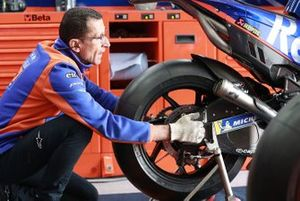 Red Bull KTM Tech 3 monteurs