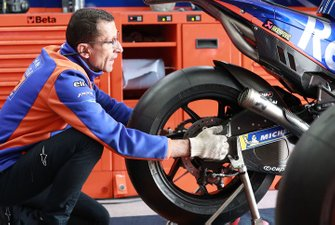 Red Bull KTM Tech 3 mechanics