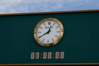 One hour to go, Rolex