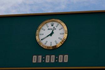 Ad un'ora dal termine, Rolex