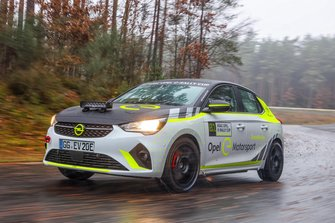 Opel Corsa e-Rally
