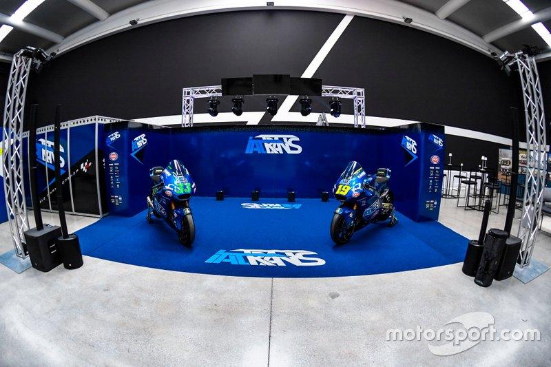Enea Bastianini and Lorenzo Dalla Porta, Italtrans Racing Team
