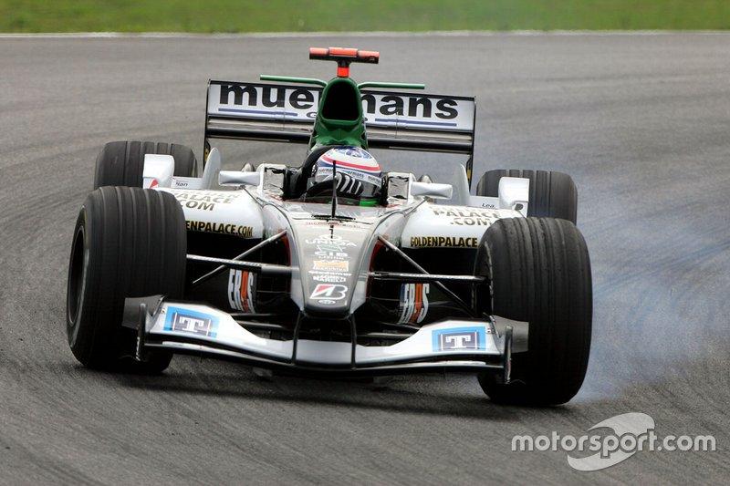 Gianmaria Bruni, Minardi Cosworth PS04B