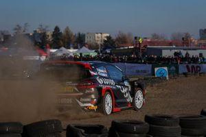 Kajetan Kajetanowicz, Maciej Szczepaniak, Ford Fiesta WRC,