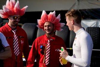 David Schumacher, Sauber Junior Team by Charouz with Didier Grams, G&G Motorsport