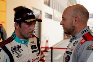 Jean-Karl Vernay, Leopard Racing Team Audi Sport Audi RS 3 LMS, Rob Huff, SLR VW Motorsport Volkswagen Golf GTI TCR