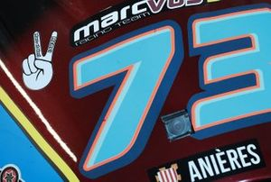 Алекс Маркес, Marc VDS Racing