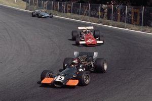 Jackie Oliver, Owen Racing Organisation, Pedro Rodriguez, Ferrari, Johnny Servoz-Gavin, Matra