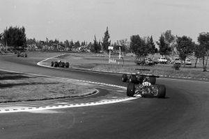 John Surtees, Honda, Denny Hulme, McLaren, Chris Amon, Ferrari
