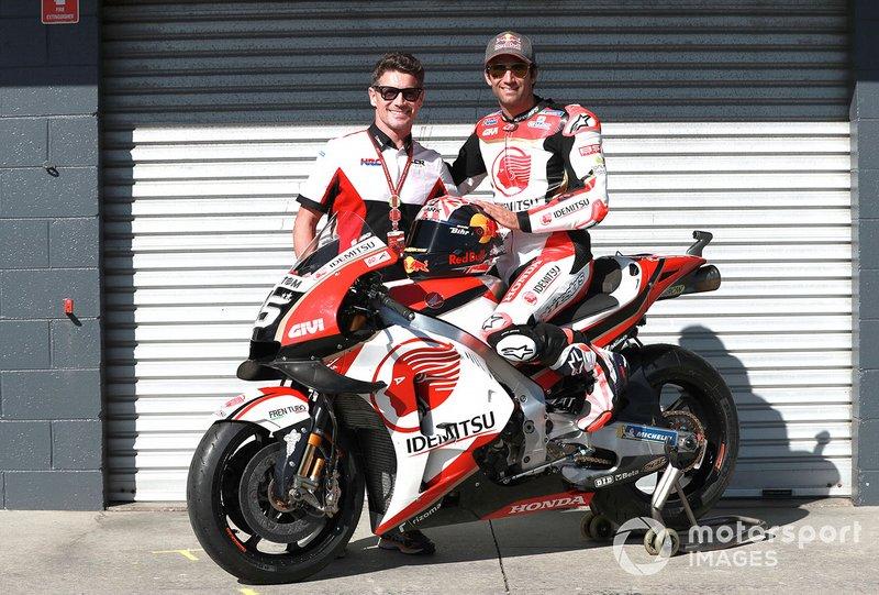 Cecchinello,Johann Zarco, Team LCR Honda