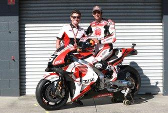 Ceccinello,Johann Zarco, Team LCR Honda