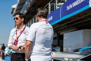 Ian James, Director Mercedes-Benz EQ