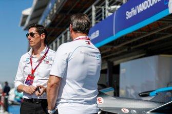 Ian James, teambaas Mercedes-Benz EQ