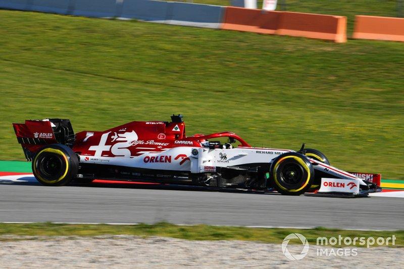 Kimi Räikkönen, Alfa Romeo Racing C39