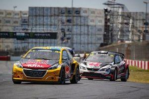 Kevin Hansen, Team Hansen MJP, Timo Scheider, All-Inkl Münnich Motorsport
