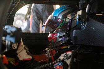 #2 ANSA Motorsports Ligier JS P3: Timothy George