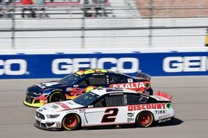 William Byron, Hendrick Motorsports, Chevrolet Camaro Axalta, Erik Jones, Joe Gibbs Racing, Toyota Camry Irwin SPEEDBOR