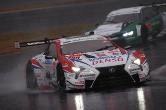 Yuichi Nakayama, Heikki Kovalainen, Team SARD, Lexus LC500