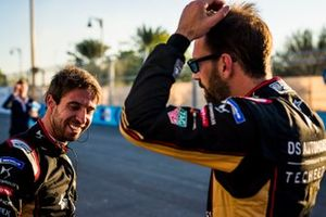 Antonio Felix da Costa, DS Techeetah, Jean-Eric Vergne, DS Techeetah