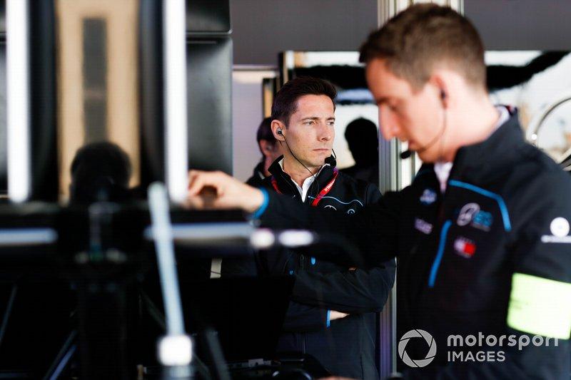 Ian James, Team Principal, Mercedes-Benz EQ