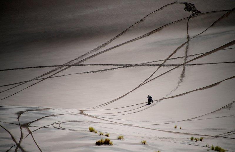 Foto ganadora de 2017- Franck Fiffe AFP