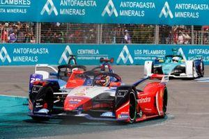 Pascal Wehrlein, Mahindra Racing, M6Electro, Maximilian Günther, BMW I Andretti Motorsports, BMW iFE.20
