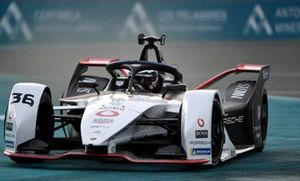 Andre Lotterer, Porsche, Porsche 99x Electric, locks up
