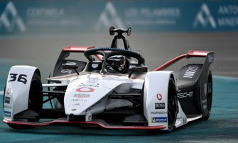 Andre Lotterer, Porsche, Porsche 99x Electric, locks up