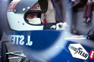 Jackie Stewart, Tyrrell 003 Ford, al GP d'Olanda del 1971