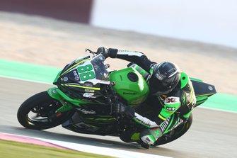 Bruno Ieraci, Kawasaki GP Project