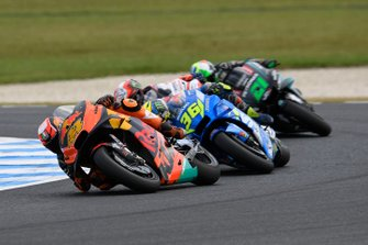Pol Espargaro, Red Bull KTM Factory Racing, Joan Mir, Team Suzuki MotoGP