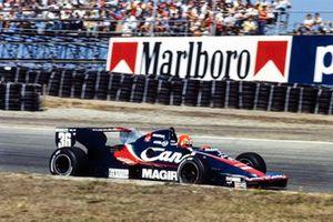Bruno Giacomelli, Toleman TG183B Hart