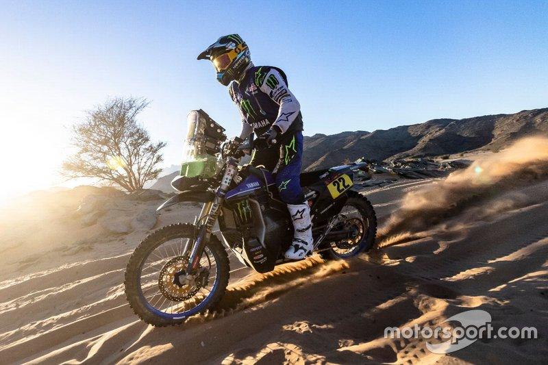 #22 Monster Energy Yamaha Rally Team: Franco Caimi