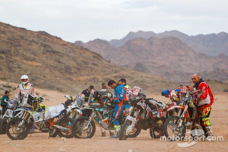 #155 KTM: Matteo Olivetto