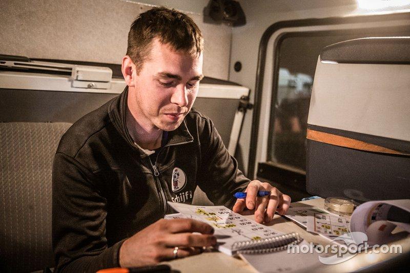 #369 Schijf Rally Toyota: René Bargeman