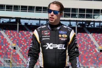 Brad Keselowski, Team Penske, Ford Mustang XPEL