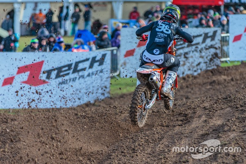 Bas Vaessen, Hitachi KTM powered by Milwaulkee