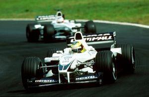 Ralf Schumacher, Williams, Jenson Button, Williams