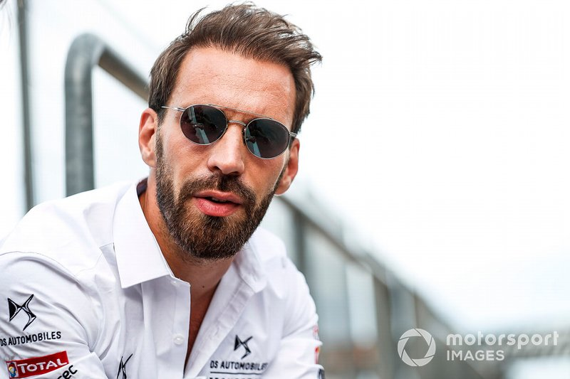 #25 Jean-Eric Vergne (DS Techeetah)