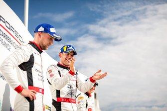 Podyum: Yarış galibi Ayhancan Güven, Pierre Martinet by Almeras şampiyonluğu kutluyor