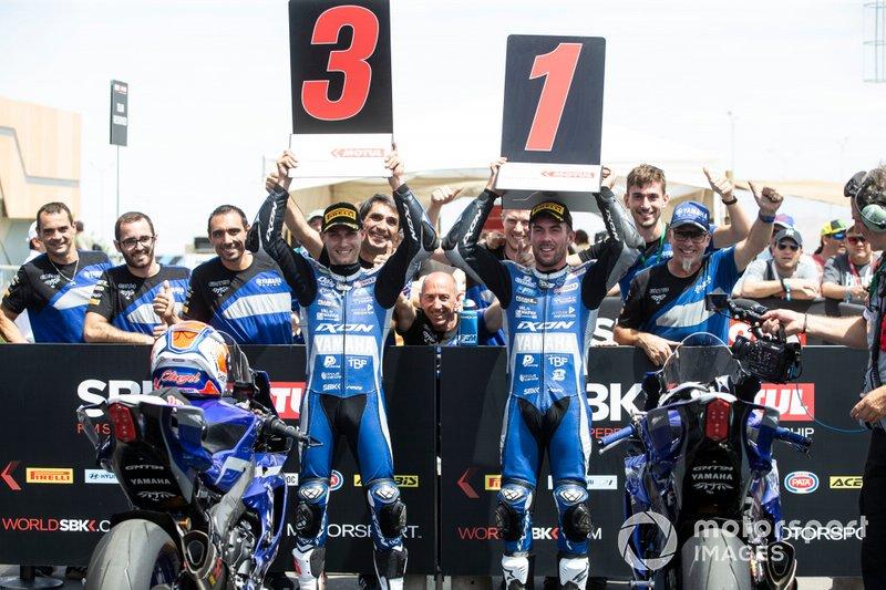 Jules Cluzel, GMT94 Yamaha, Corentin Perolari, GMT94 Yamaha