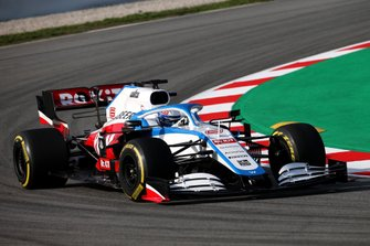 Nicholas Latifi, Williams Racing FW43